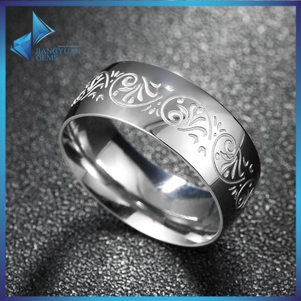 european titanium wedding ring men band titanium wedding rings