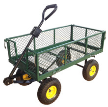 Four Wheel Foldable Hand Garden Farm Tool