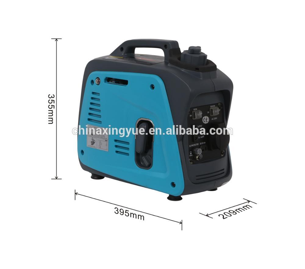 0.7kva High Quality Function Dynamo Electric Gasoline Inverter Generator