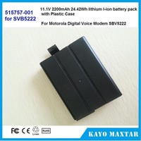 11.1V 2200mAh lithium ion rechargeable battery