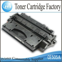 Toner CE505A 05A Toner factory made in china