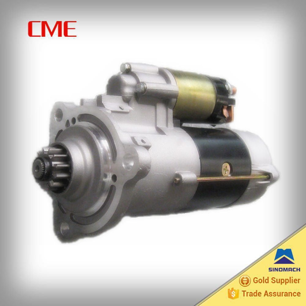 Starter motor used on Mitsubishi 6DC, 8DC, 8DC9 Engines