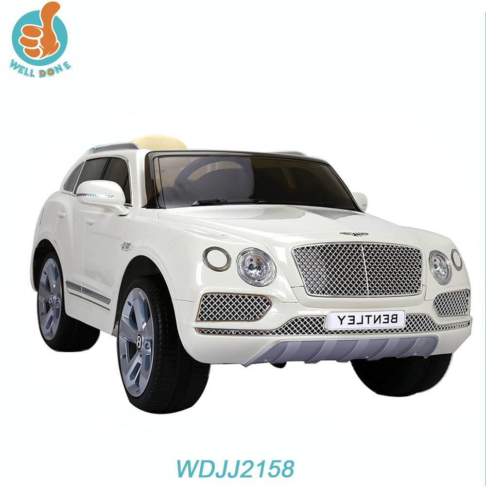 WDJJ2158 Kids Plastic Outdoor Two Motor Electric Children <strong>Cars</strong> Kids Ride On Remote Control Power Moke Gas <strong>Car</strong>