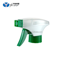 Colorful plastic trigger sprayer for home life using water bottle garden in china