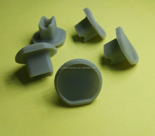 "silicone bungs Factory supplied neoprene silicone rubber plug siliocne rubber water stopper seal 5/16"" silicone stopper"
