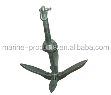 Galv Foldable Anchor type A