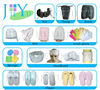 18 disposable nonwoven panty