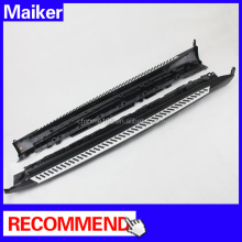 Aluminiun alloy side step bar for BMW X1 X3 X4 X5 X6 running board from Maiker