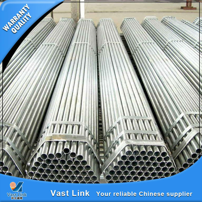 Promotional round square retangular section shape and non-secondary secondary or not galvanized steel pipes from China