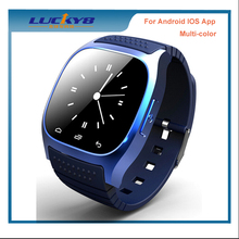 Cheap Price M26 Bluetooth 4.0V for IOS/Androd Phone, Watch Wrist Mobile With Podomater