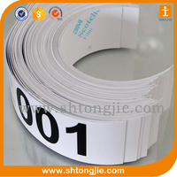 Heat Transfer Plastic Products Package Juice Bottle Labels