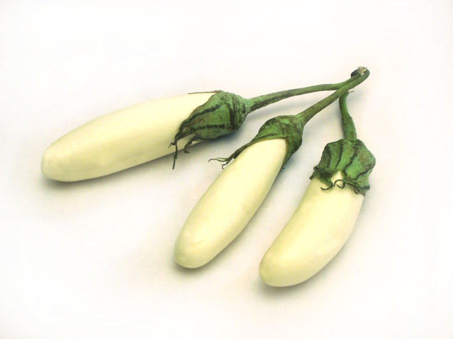 Egyptian White Aubergine