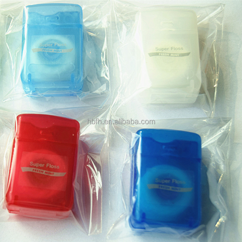 OEM mint dental floss, hilo dental ,FDA,ISO approval