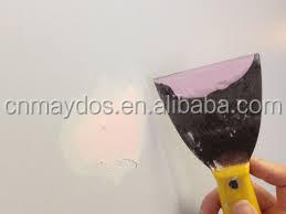 Excellent adhesion strength white cement based interior wall putty
