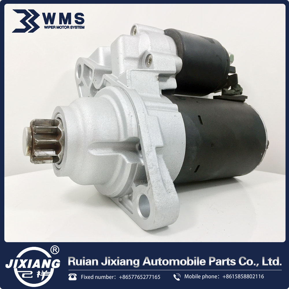 12v starter motor for Audi Seat skoda VW Engine starter OEM 2-3047-BO 0-001-121-016 0-001-121-017 02T-911-023E CS1197 0001121016
