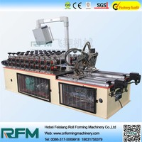 Keel roll forming machine, galvanized metal studs and tracks machine