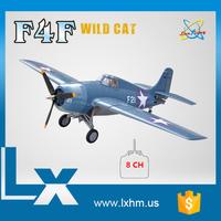 Propeller rc F4F Remote Control Plane