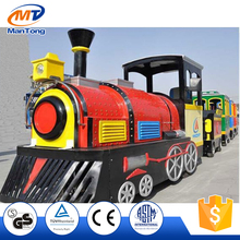 Kids Amusement Park Wholesale Kiddie Ride Kids Used Trackless Train For Sale