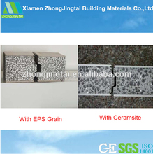 Fiber Cement Board+Clay Roofing Tiles For Movable House