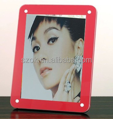 hot sex womens pictures wholesale acrylic magnetic photo frame