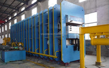 conveyor belt production line / Rubber Vulcanizing press / used conveyor belt vulcanizer