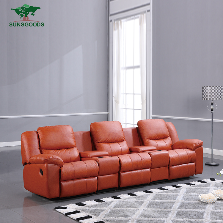 Hot Sale Home Theater Sofa Reclinable,Home Theater Chair Seat, View Home  Theater Sofa, Sunsgoods Product Details From Foshan Sunsgoods Furniture  Factory On ...
