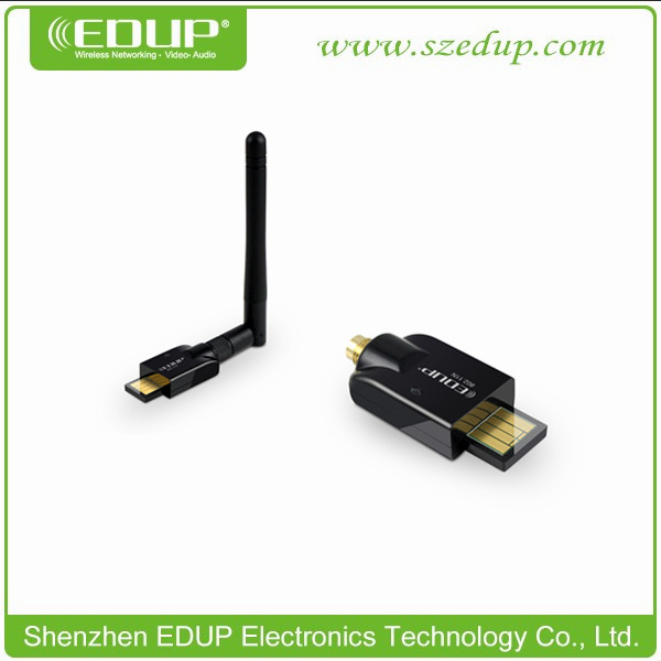 EDUP 802.11B/G/N 150Mbps Mini USB Wireless Wifi Wlan Adapter