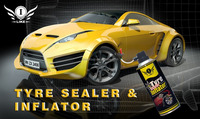 manual marble instant tire sealer & inflator