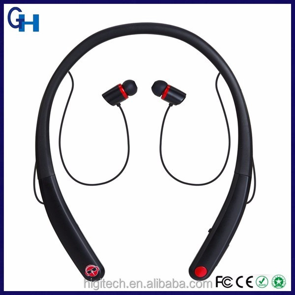 2016 HV990 Cheapest Good Quality Wieless Magnetic Harga Bluetooth Headset For Phone Listening Device