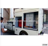 High Quality MOBILE WORKSHOP HZJ79 PICKUP TOYOTA LAND CRUISER