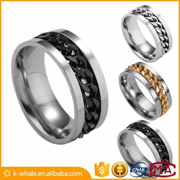 wholesale wedding jewelry best seller titanium ring from china