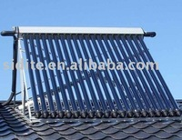 SRCC certification Heat pipe CE split solar collector product