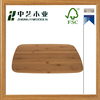 "Wholesales plant oil surface eco-friendly vegetable wooden chopping board 14""x8"" bamboo cutting board"