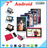 Best 7 Inch Video Input 8MP Camera Cheap Tablet Pc