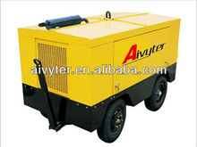 Portable Diesel Air Compressor for Mining /Painting/Sandblasting