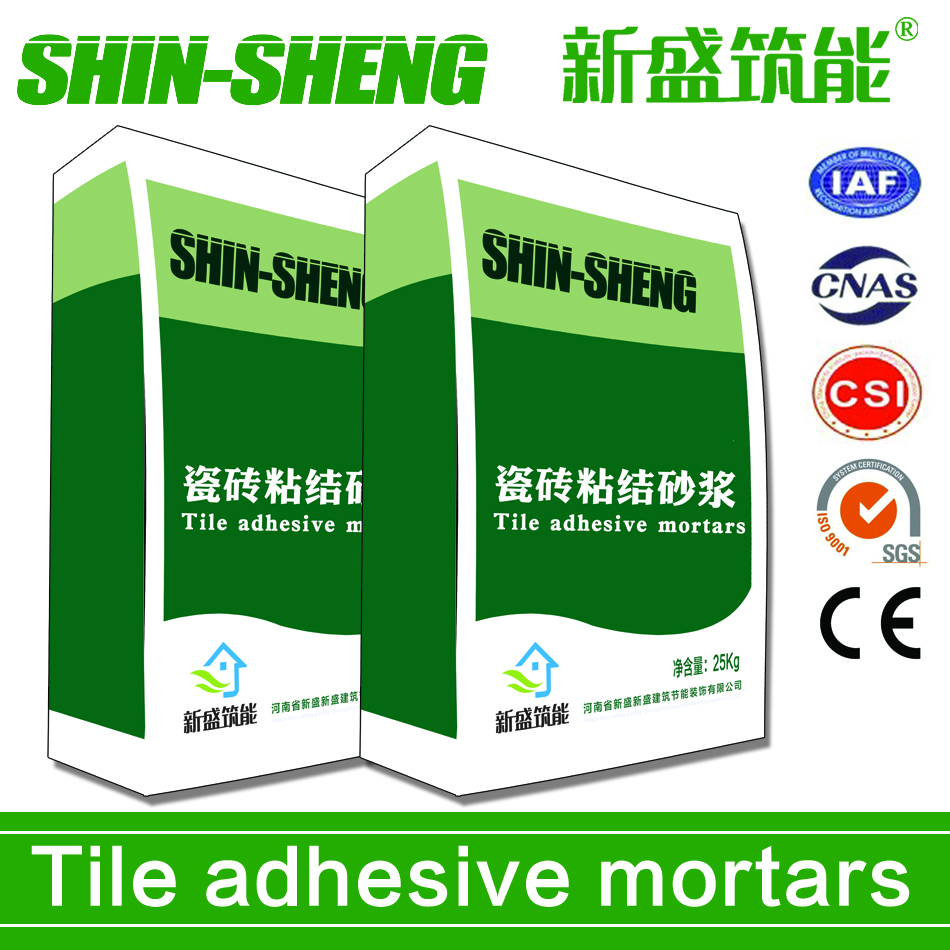 Flexible multi-purpose tile adhesive
