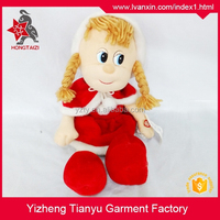 Best Toys for 2015 Christmas Gift China Cheap Rag Doll