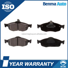 car parts brake pads 53302M2A01 58302M2A10 58302M2A00 For HYUNDAI JOICE MITSUBISHI