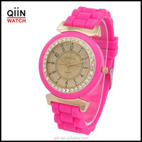 QD0186 alibaba express silicone jelly watch
