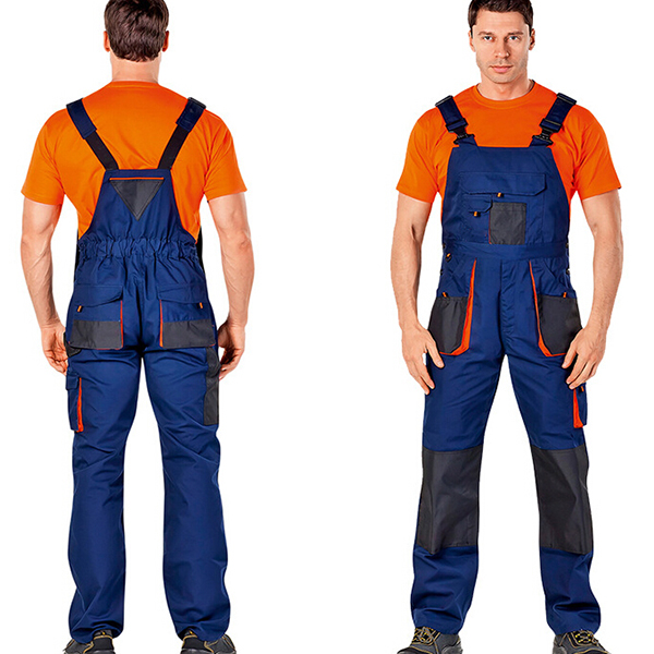 Clothing manufacturers bib pants safety work overalls