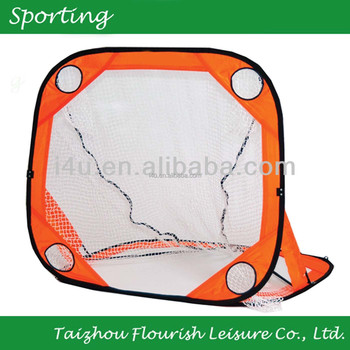 Target Pop Up Lacrosse Training Goal net