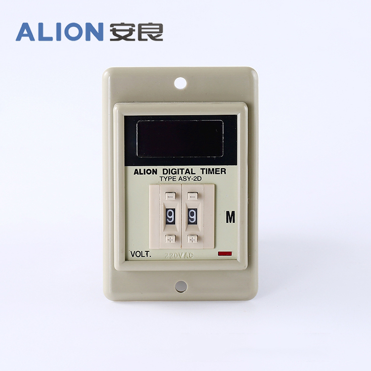 ASY-2D 6v 220v 24 hour small digital multi range timer
