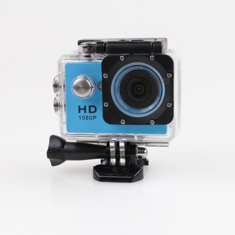A9 Action Camera 1080P Full HD 2K 2'' 30M Waterproof Mini Action Outdoor Sport Cam 1920*1080 Sport Video Camera