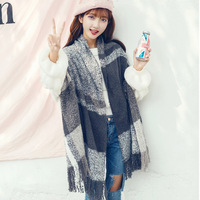 Korean Stylish Fringed Winter Velvet Latest