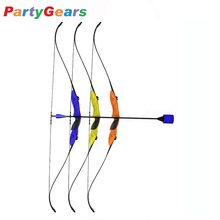 In Stock LarpGears Outdoors CS Game 25lbs Compound Archery Recurve Bow With Foam Arrow Tag