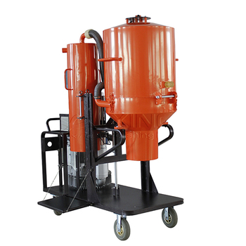 Cement dust vacuum cleaner system industrial concrete vacuum