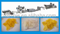 Potato chips extrusion machine