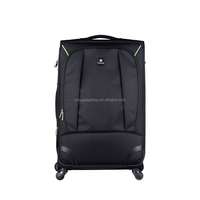 Classic EVA luggage bags with spin wheels for travelling