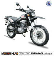 150cc 200cc 250cc automatic dirt bike MH200GY-2A\200cc off road bike\best 200cc dirt bike