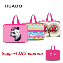 "Cute laptop bag 11"" 13"" 15"" sleeve for 12"" notebook case 10"" tablet covers 17"" 15.6"" PC bags for xiaomi air 12.5/acer/hp"